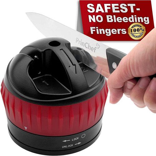 4. Knife Sharpener Safe Hands