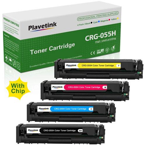 2. Plavetink Compatible Toner Cartridge Replacement